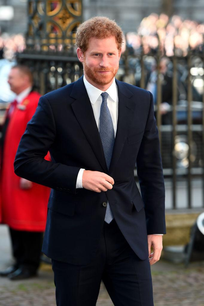 <p>Prince Harry reigned the poll after he was voted as having the best beard out of the A-list bunch. <em>[Photo: Getty]</em> </p>