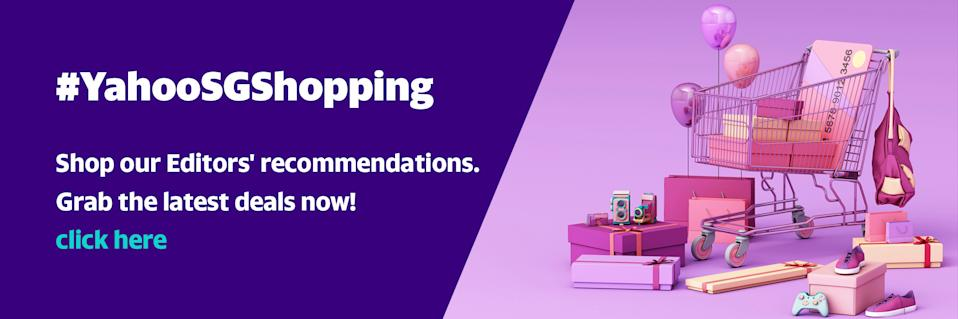 #YahooSGShopping