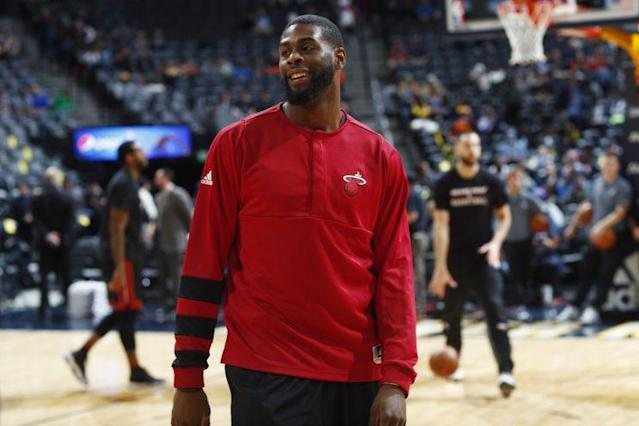 "<a class=""link rapid-noclick-resp"" href=""/nba/players/5146/"" data-ylk=""slk:Willie Reed"">Willie Reed</a> emerged as a capable contributor off the bench in Miami last season. (AP)"