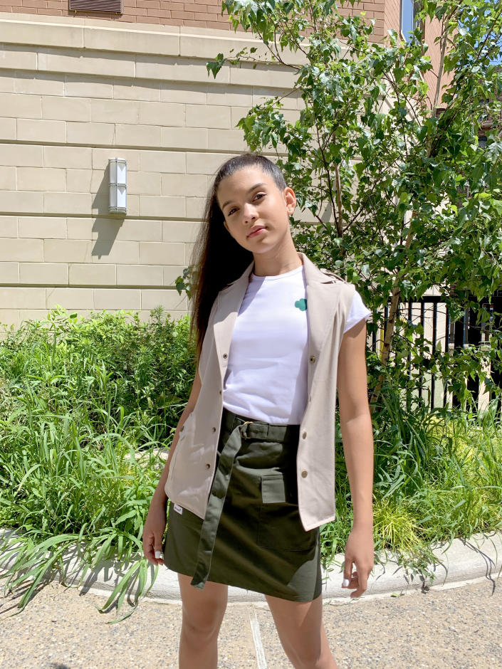 Girl Scouts of the USA, new Girl Scouts uniform, FIT (Girl Scouts of the USA)