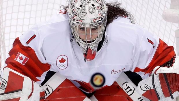 Poulin, Szabados lead Canadian women's hockey into Four Nations Cup