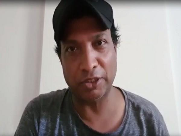 Visual from a video where comedian Sunil Pal is heard allegedly making derogatory comments against doctors.