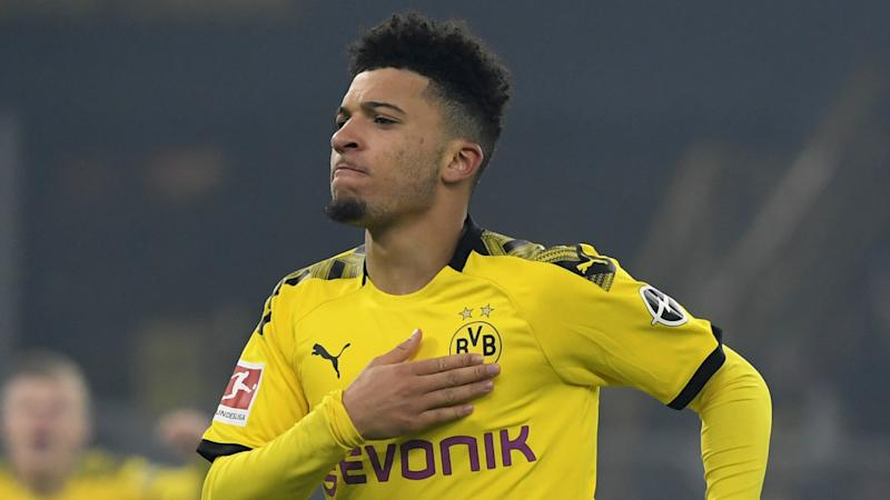 'Jadon is so good for a reason' - Reyna looking to follow in Sancho's footsteps by becoming Bundesliga star