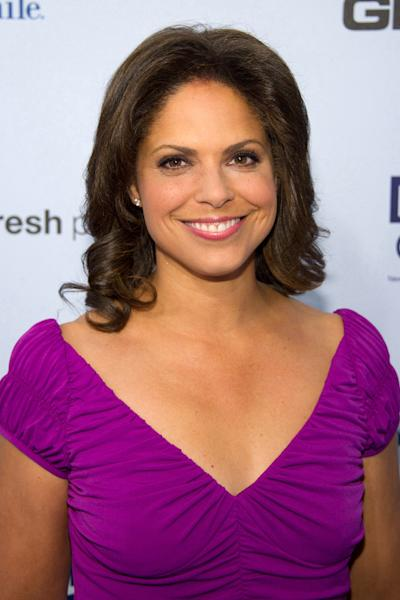 """FILE - In this Oct. 2, 2010 file photo, Soledad O'Brien attends Comedy Central's """"Night Of Too Many Stars: An Overbooked Concert For Autism Education"""" at the Beacon Theatre in New York. CNN's anchor O'Brien won't immediately be leaving CNN even though her job as morning show host is ending. New CNN boss Jeff Zucker said Thursday, Feb. 21, 2013, that he has reached a deal to help fund a production company for O'Brien, who will be making three documentaries for CNN and host this year's """"Black in America"""" documentary. (AP Photo/Charles Sykes, File)"""