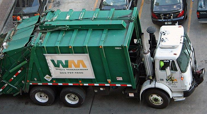7 A-Rated Stocks to Buy for the Rest of 2019: Waste Management WM