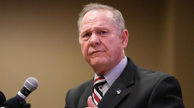 "Three of Alabama's largest newspapers owned by the same company on Sunday urged voters to ""stand for decency"" and ""reject"" Alabama Republican Roy Moore in the state's Dec. 12 Senate special election."