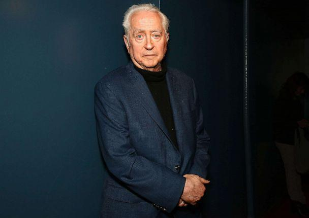 PHOTO: Robert Downey, Sr poses for photos during 'An Evening With Robert Downey, Sr.' at Film Forum in New York,  May 20, 2016. (Astrid Stawiarz/Getty Images, FILE)