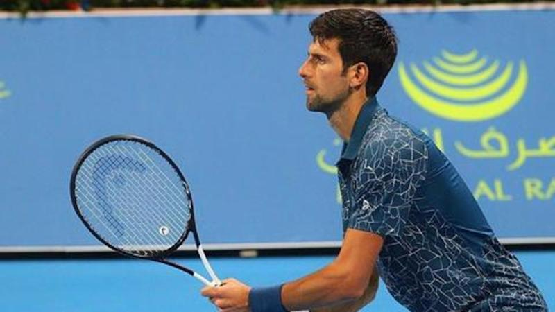 Qatar open: Frustrated Novak Djokovic eyes Slam win post defeat