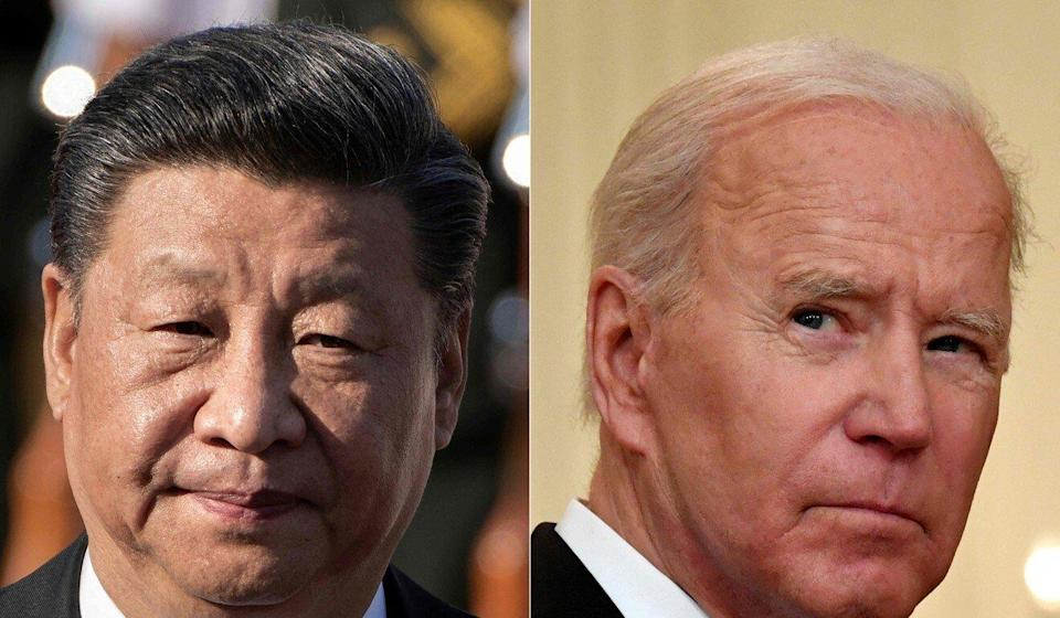 Should Chinese President Xi Jinping and US counterpart Joe Biden meet soon, Hong Kong is likely to be left off the agenda, according to a source. Photo: AFP
