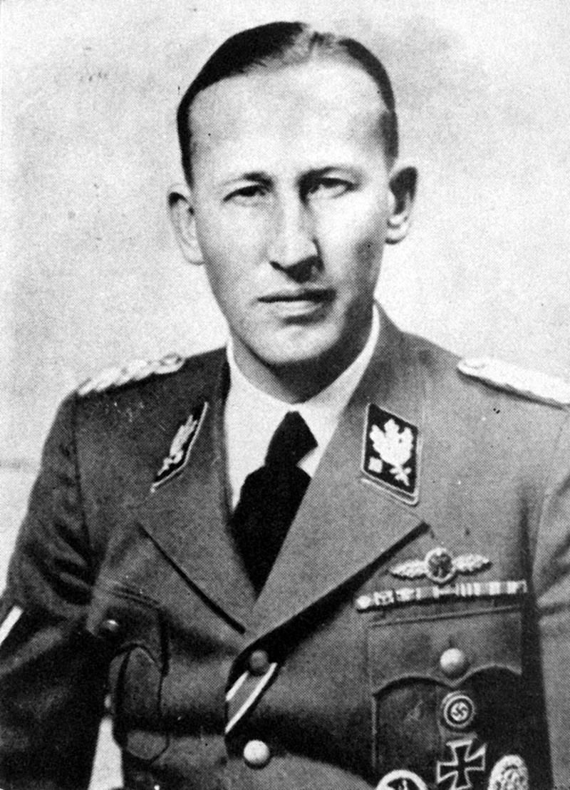 Reinhard Heydrich (1904-1942), who created the Gestapo. (Photo: Photo 12 via Getty Images)