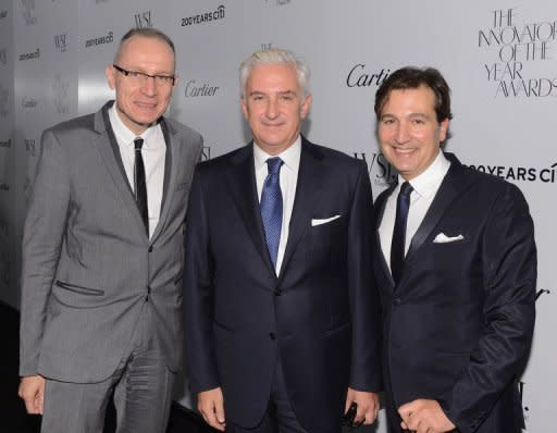 News Corp. 'taps WSJ editor' as publishing CEO