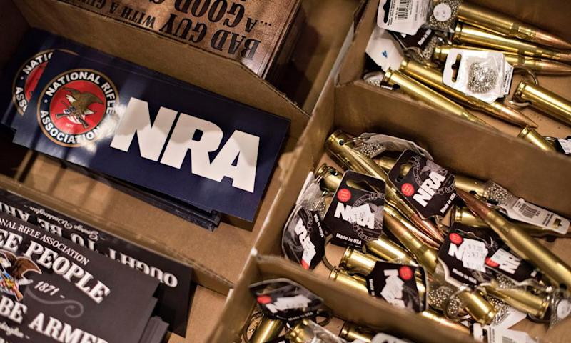 The NRA's concession, heralded as a breakthrough, is so small it is hard to see with the naked eye.