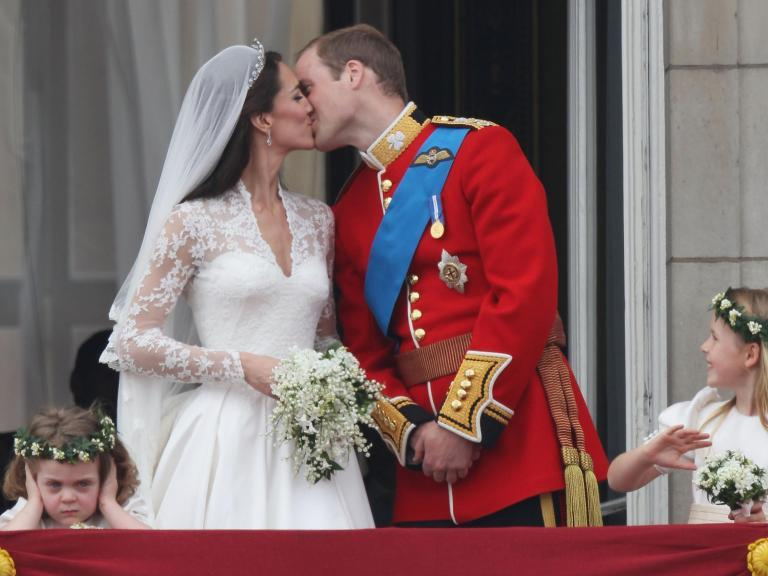 Prince William and Kate Middleton: Eight most memorable moments from royal wedding on 8th anniversary