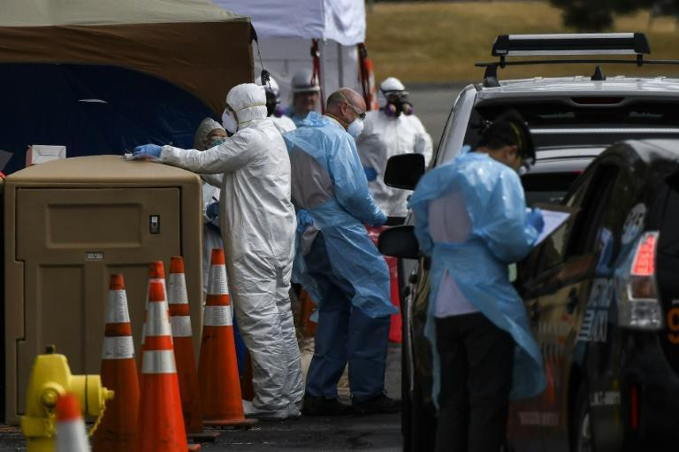 News organizations are grappling with ways to cover the coronavirus pandemic while keeping their journalists safe