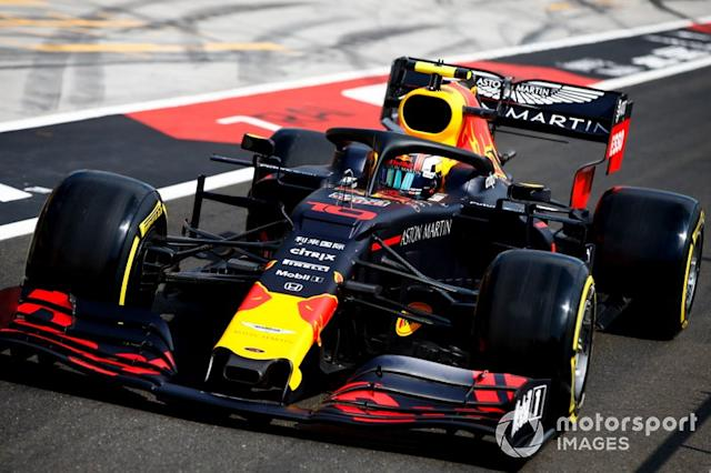 "Pierre Gasly, Red Bull Racing RB15 <span class=""copyright"">Andrew Hone / Motorsport Images</span>"