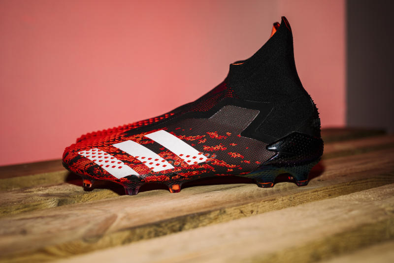 The new Predator 20 Mutator has been designed with maximum movement in mind. (Photo credit: adidas).