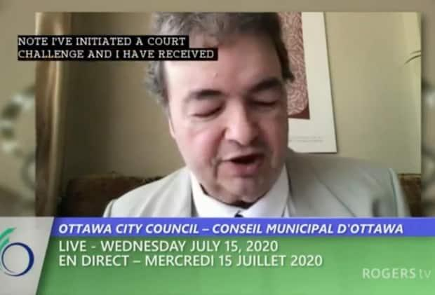 Rogers TV broadcast of council