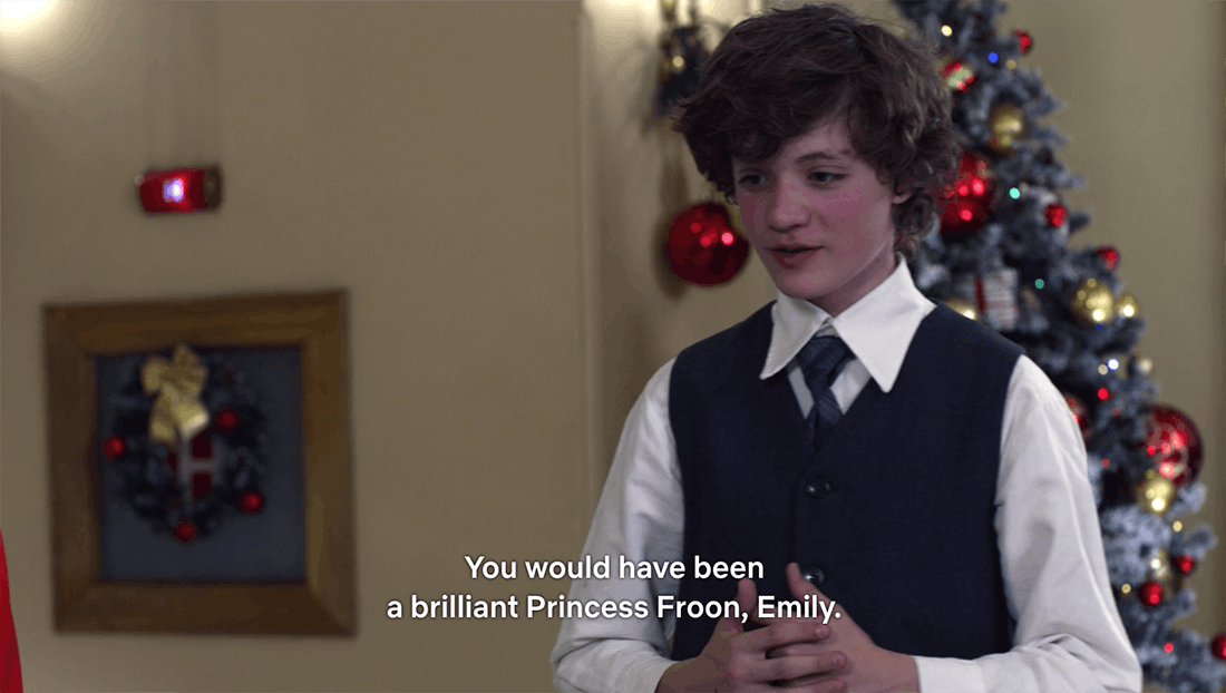 The Christmas Prince.30 Thoughts I Had While Watching Netflix S A Christmas