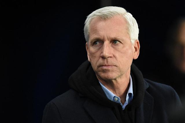 """They break a curfew, and that is unacceptable, and I feel a bit let down by that,"" said West Brom manager Alan Pardew after four players admitted to stealing a taxi in Spain (AFP Photo/Oli SCARFF )"