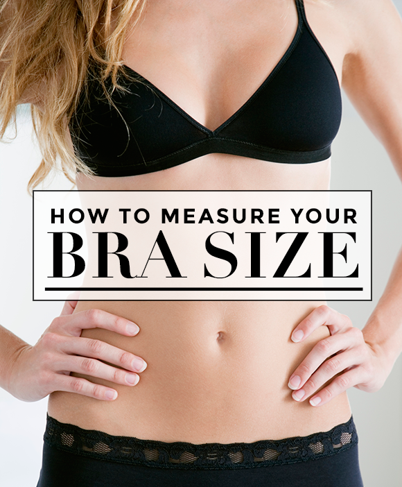 how to measure bra size article How To Measure Your Bra Size at Home in 5 Easy Steps