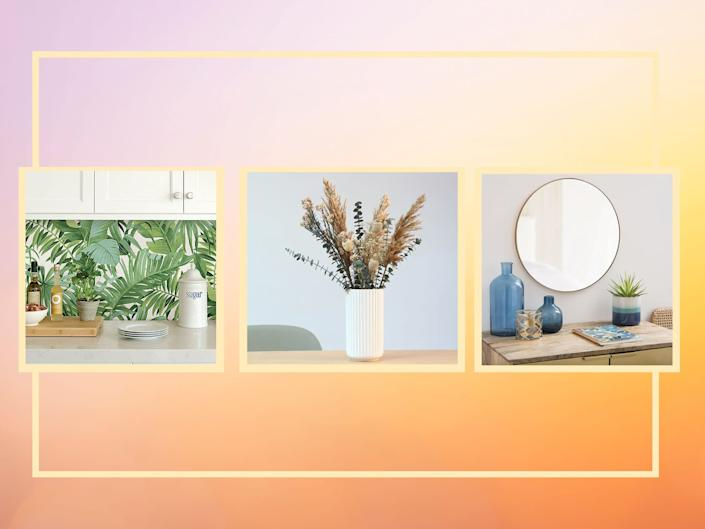 No matter the weather outside, with these homewares pieces, you can ensure it's always summer on the inside: The Independent/iStock
