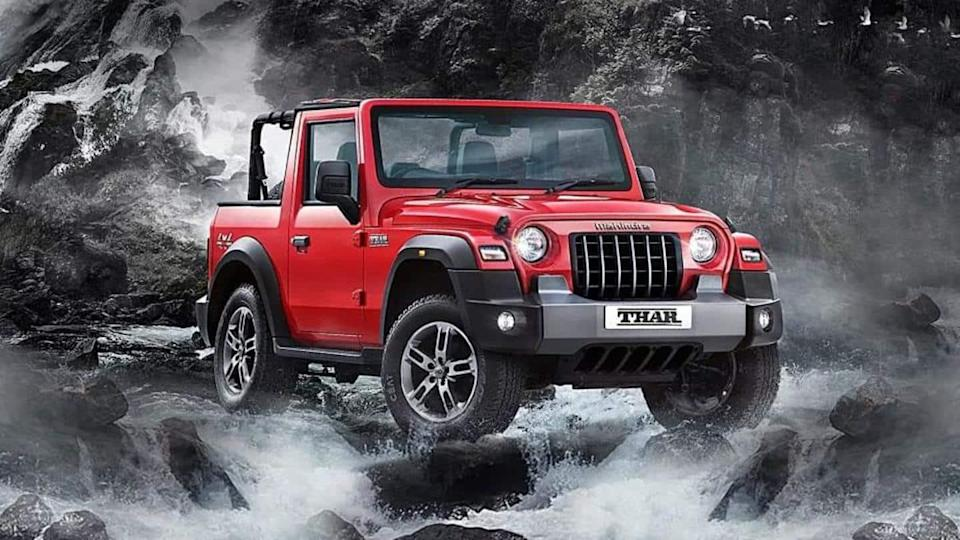Mahindra Thar garners over 50,000 bookings in India since launch