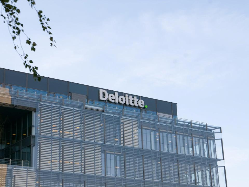 Deloitte's employees in the UK will be able to 'choose when, where and how they work in the future' (Getty Images)