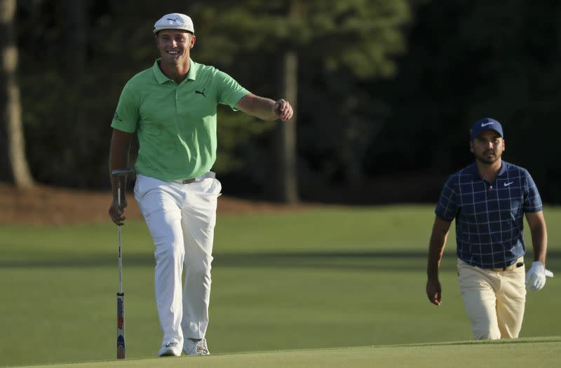 Day doubts DeChambeau's body can sustain the power game