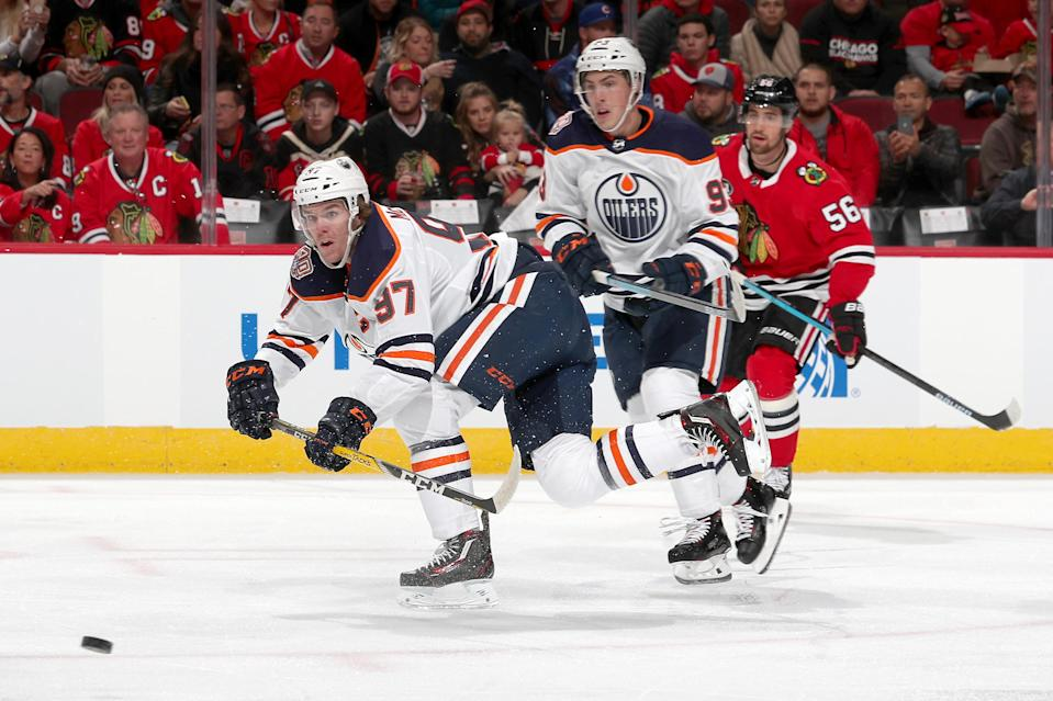 Questions remain despite the Oilers' October run. (Getty)
