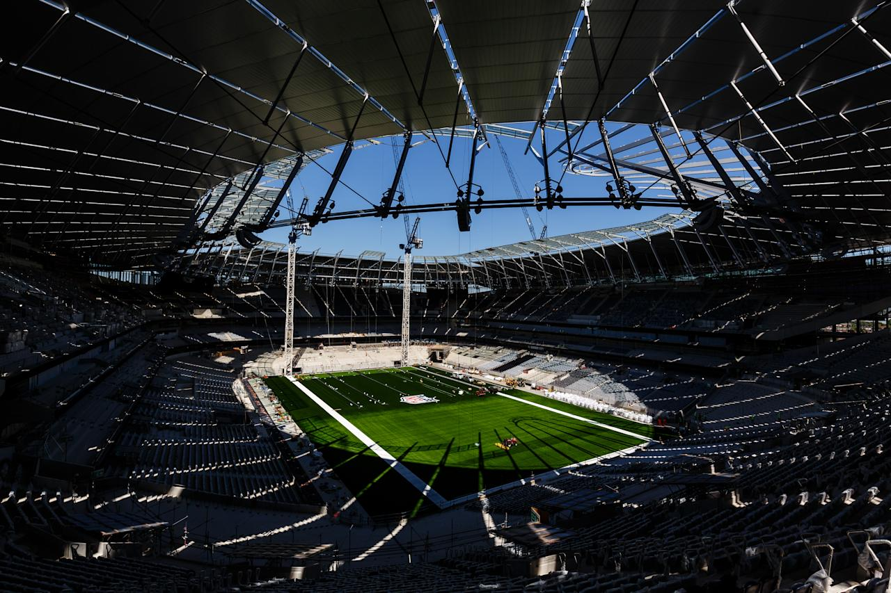 How the 2011 London riots paved the way for Spurs' new stadium