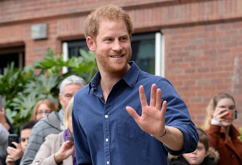 Prince Harry Delivers Emotional Speech About Decision to Step Back From Royal Life