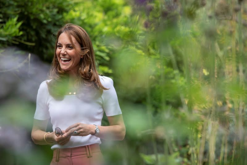 Duchess Kate toasts new scout appointment with marshmallows