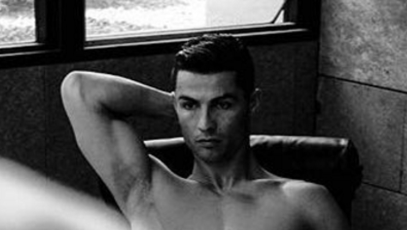 PHOTOS: Cristiano Ronaldo Releases Some Raunchy Photos and the Internet Is Quick to Judge