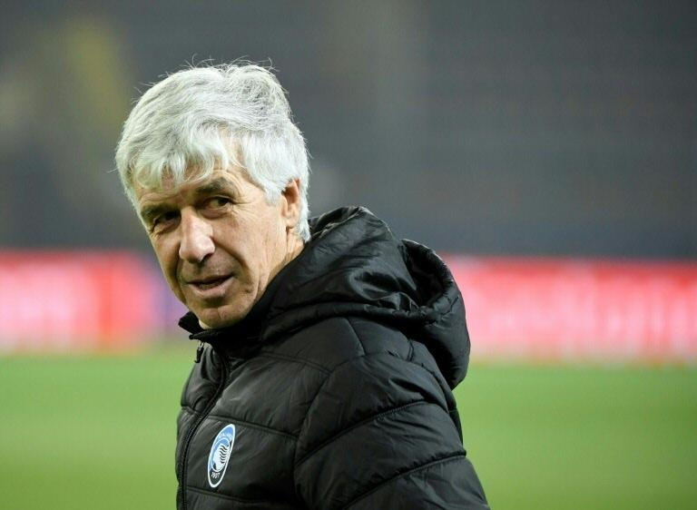 Atalanta coach Gian Piero Gasperini had coronavirus during the team's Champions League game in Valencia