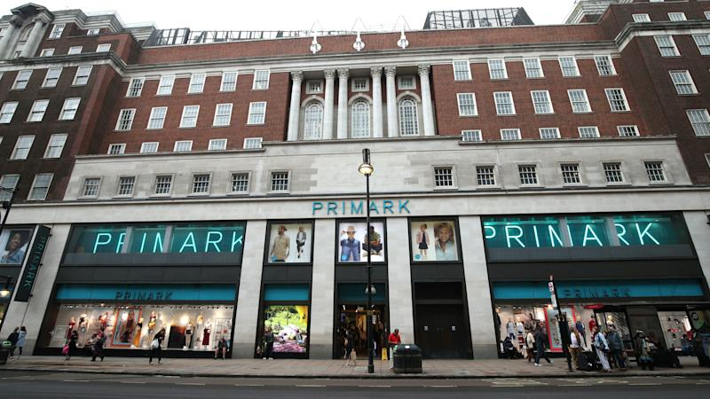 Primark to shut all 189 UK stores from Sunday evening