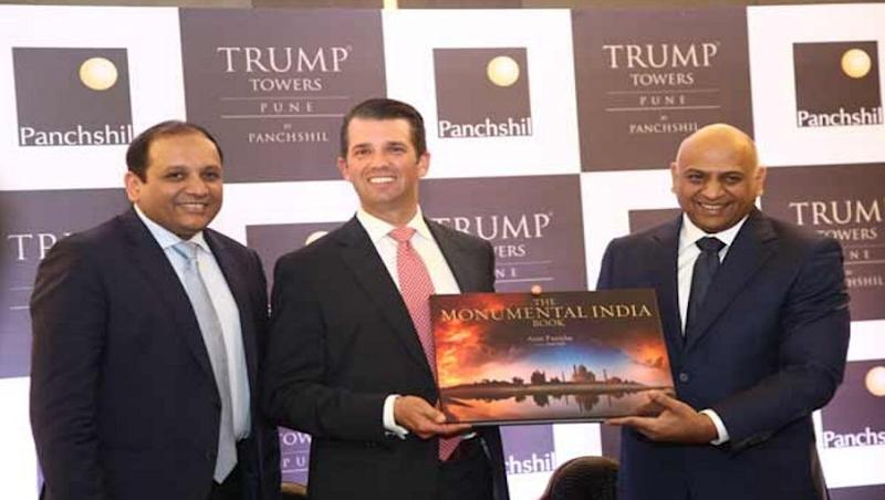 $29,000 and Counting: Cost of Trump Jr's Security Cover During His India Trip