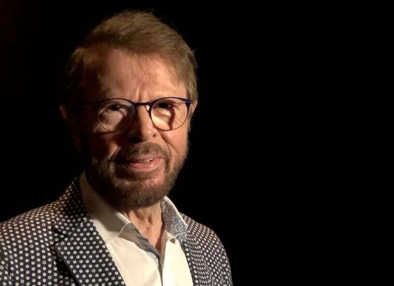 ABBA's Bjorn speaks out in support of Black Lives Matter protests