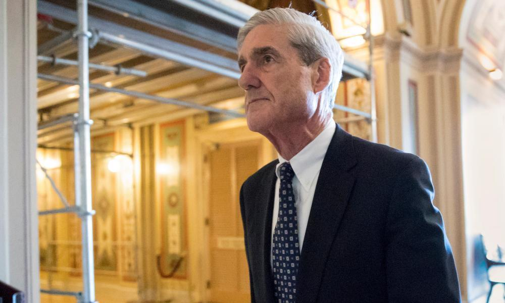 "<span class=""element-image__caption"">Robert Mueller and his team of investigators have let slip next to nothing about what they know. 'They have all the information,' said Randy Credico, a comedian, about Mueller's team.</span> <span class=""element-image__credit"">Photograph: J. Scott Applewhite/AP</span>"