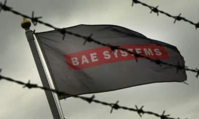 BAE Profit Flat As Revenue Dips 11% In H1