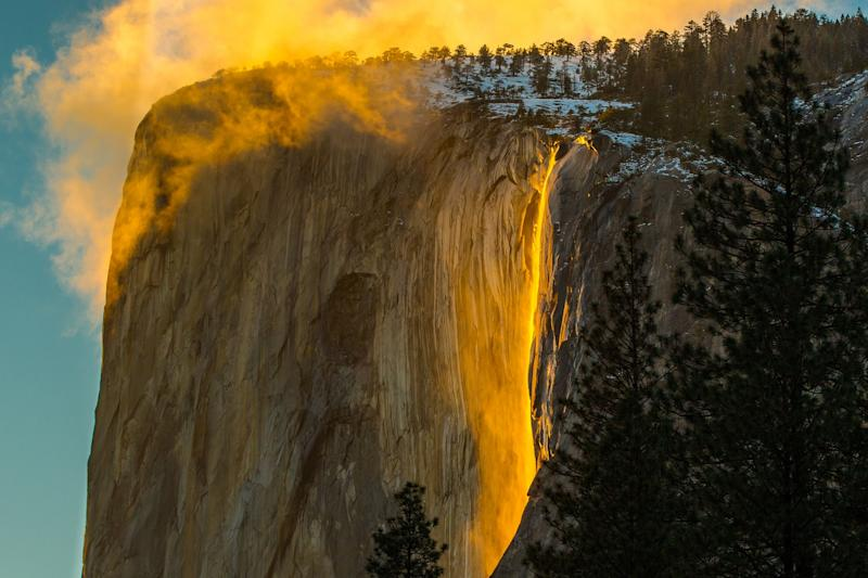 Firefall Yosemite 2020: Natural wonder returns at the end of February