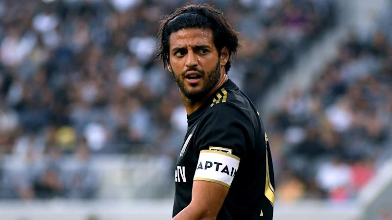 Carlos Vela's potential loan to Barcelona vetoed by LAFC