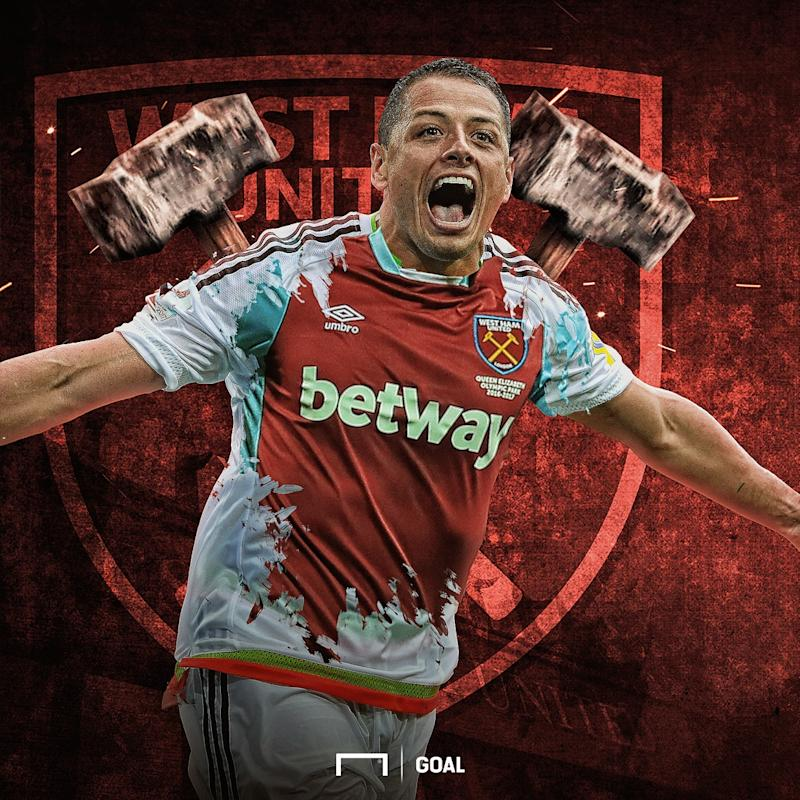 Chicharito returns to Premier League set to prove himself with West Ham 71c9b0472