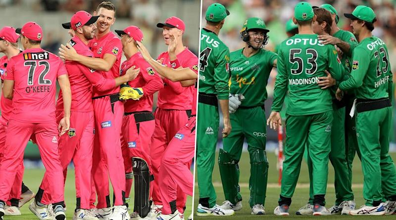 Sydney Sixers vs Melbourne Stars BBL 2019–20 Final Live Streaming on SonyLiv: Get Free Telecast Details of SYS vs MLS T20 Cricket Match on TV and Online in India