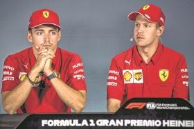Ferrari aim for back-to-back wins