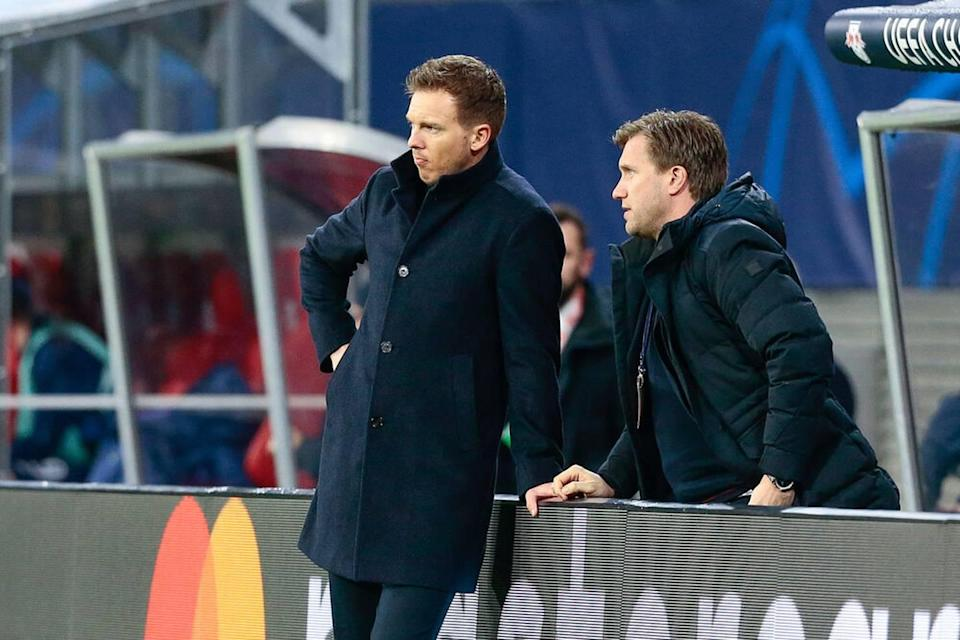 Fix! Personal-Hammer bei RB Leipzig