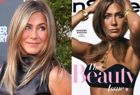 Jennifer Aniston receives flak for dark complexion on latest magazine cover