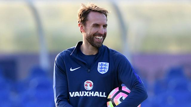 "Alan Shearer hopes Gareth Southgate can help England move on from an ""embarrassing"" week as he stakes a claim for the job full-time."