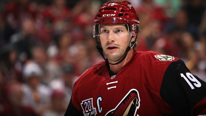 Coyotes part ways with Shane Doan after 21 seasons