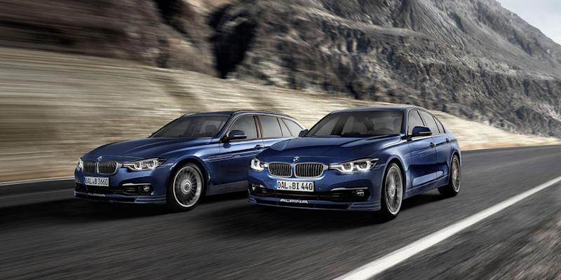 The new alpina b3 s might be the best m3 alternative for Abc motor credit gilchrist rd