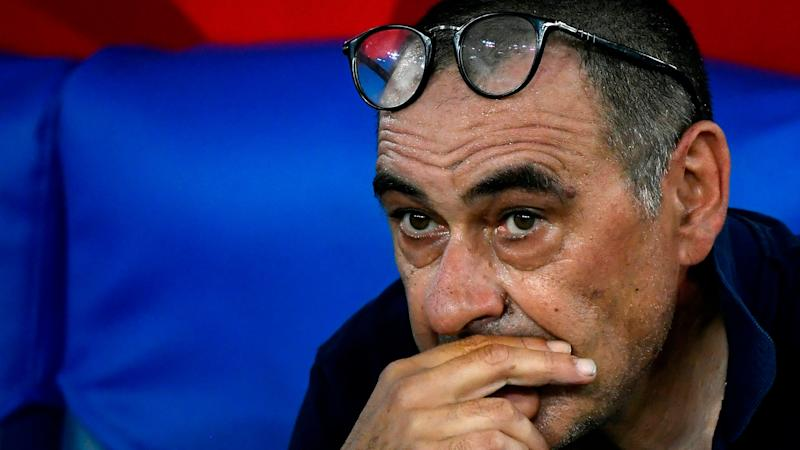 Sarri's Juventus have the worst Serie A stats of the club's nine title winning seasons